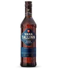 Vana Tallinn Dark Liquorice 35% 500ml