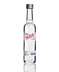 MOE Rye 1886 Organic Vodka 40% 50ml Miniature