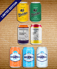 Finnish Tasting Pack 330ml cans (case of 24) (SOLD OUT)