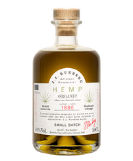 JJ Kurberg Organic Hemp Vodka 40% 500ml