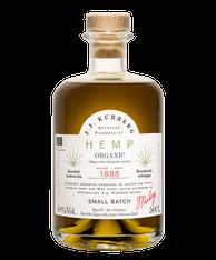 JJ Kurberg Organic Hemp Vodka 40% 500ml