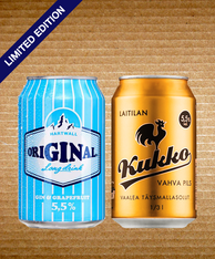 Lonkero-Kukko Mixed Pack (case of 24)