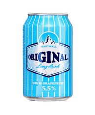 Hartwall Original Long Drink 330ml cans (case of 24)