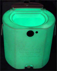20 Gallon Nite-Glo™ tank With KA500 KeepAlive®Oxygen Infusor ®