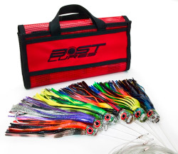Bost Tuna-Dolphin Trolling Lure Pack