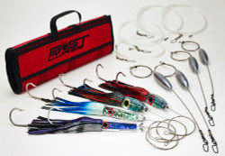 Bost Lures Wahoo Heavy Tackle Trolling Lure Pack