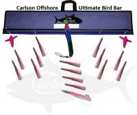 "ULTIMATE BIRD BAR 36"" W/14 5"" HARD HEADS"