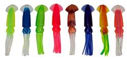 7 Inch Rubber Mauler Squids