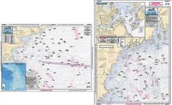 Capt Segull Nautical Charts Maine Maverick Fishing Tackle