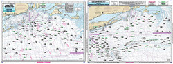Offshore: Canyon chart off MA, RI, CT, NY