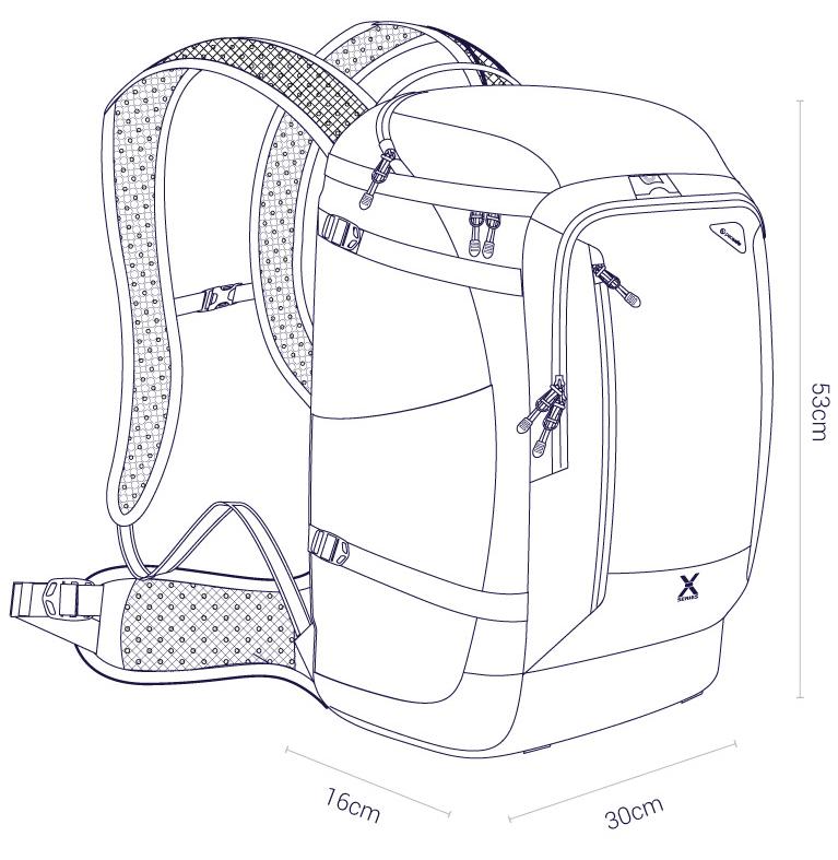 venturesafe-x30-dimensions.png