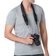 Pacsafe Carrysafe 75 GII secure camera neck strap
