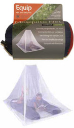 Equip treated compact mosquito net, double