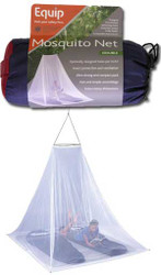 Equip treated mosquito net, Double