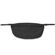 Pacsafe Coversafe S75 Secret womens waist wallet black