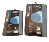 360 Compact Travel microfibre towel