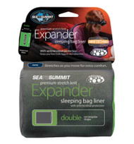 Sea to Summit expander DOUBLE sleeping bag liner
