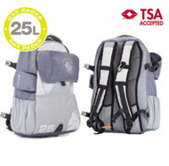 Numinous London GlobePac 25L Grey
