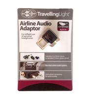 Sea to Summit Travel Airline Headphone Audio Adaptor