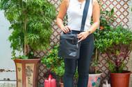 Pacsafe Camsafe LX8 Camera shoulder bag Black