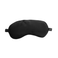 Globite silk eye mask, black
