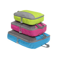 Globite packing cubes – multi-colour