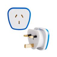 Globite Electrical adaptor for UK, Australian plugs to UK sockets
