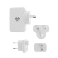 Globite Multi travel adaptor USB charger