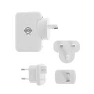 Globite Multi travel adaptor USB charger