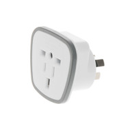 Globite inbound travel adaptor, world to Australia, Small