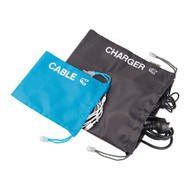 Globite cable charger and bag set, pack two bags