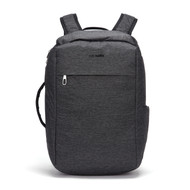 Pacsafe Vibe 28L anti-theft commuter backpack, GRANITE MELANGE