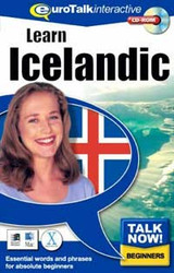 Icelandic - Talk Now CD-ROM  language course (beginners)