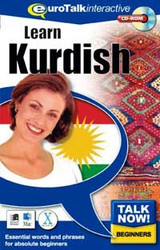Kurdish - Talk Now CD-ROM  language course (beginners)