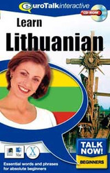 Lithuanian - Talk Now CD-ROM  language course (beginners)