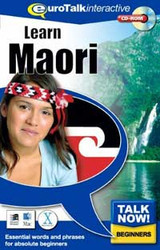 Maori - Talk Now CD-ROM  language course (beginners)