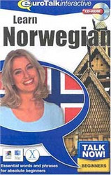 Norwegian - Talk Now CD-ROM  language course (beginners)