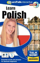 Polish - Talk Now CD-ROM  language course (beginners)