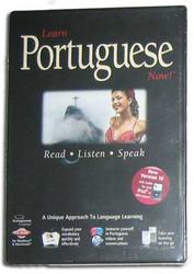 Portuguese - Transparent Language Learn Brazilian Portuguese Now! v10 CD-ROM (complete course)