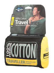 Sea to Summit cotton YHA sleeping bag liner