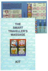 Smart Travellers' Self-Massage Kit - Aromatherapy Oil Kit