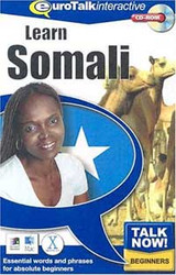Somali - Talk Now CD-ROM  language course (beginners)