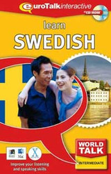 Swedish - World Talk CD-ROM  language course (intermediate)
