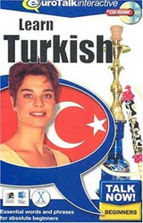 Turkish - Talk Now CD-ROM  language course (beginners)