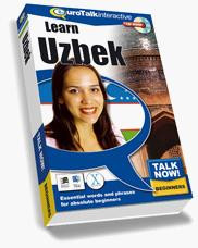 Uzbek - Talk Now CD-ROM  language course (beginners)