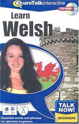 Welsh - Talk Now CD-ROM  language course (beginners)