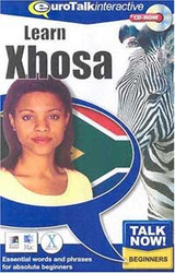 Xhosa - Talk Now CD-ROM  language course (beginners)