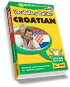 Croatian - Vocabulary Builder CD-ROM language course (ages 4-12)