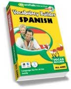Spanish - Vocabulary Builder CD-ROM language course (ages 4-12)