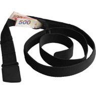 Pacsafe CashSafe secure travel belt wallet